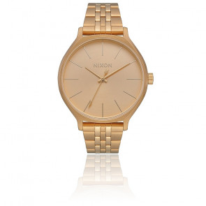 Montre Clique All Gold A1249-502