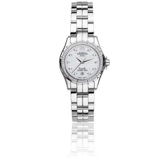 Montre Newport Trophy Diamants 12870/60YB89
