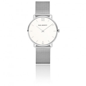 Montre Miss Ocean White acier PH-M-S-W-4S