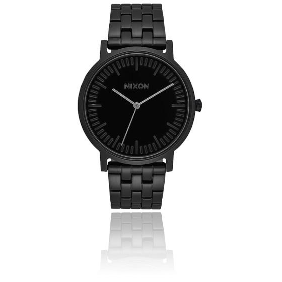 Montre Porter All Black A1057-001-00