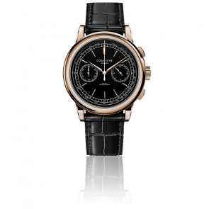 Montre Heritage Chrongraph 39 Rose Gold / Black Dial
