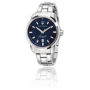 Montre Successo Blue/Silver R8853121004