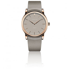 Heritage 36 Rose Gold / Taupe Dial