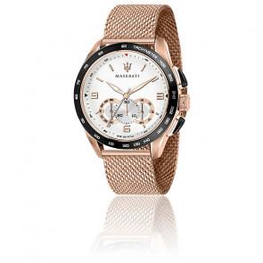 Montre Traguardo Chronographe or rose R8873612011