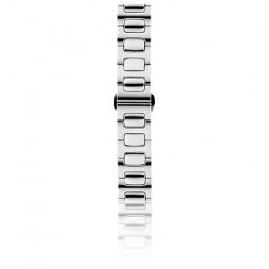 Bracelet Acier Classic 20 mm Argent