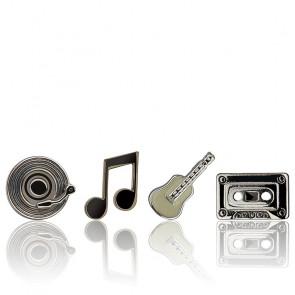 Coffret Charms Music CBTO029
