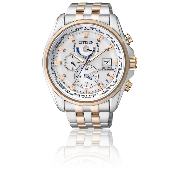 Montre Eco-Drive Radio Controlled AT9034-54A
