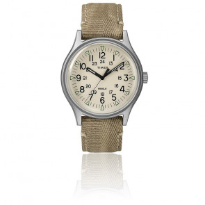 Montre MK1 Steel Fabric Strap Watch 40mm TW2R68000