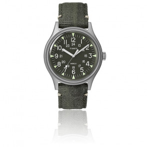 Montre MK1 Steel Fabric Strap Watch 40mm TW2R68100D7PF