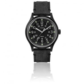 Montre MK1 Steel Black Dial 40mm TW2R68200