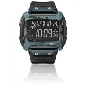 Montre Command Shock Digital Black 54mm TW5M18200