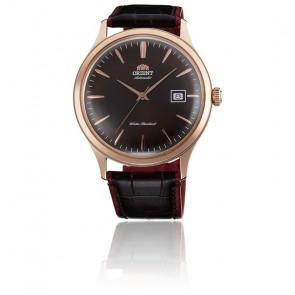Montre Mechanical Classic Leather Strap 42mm FAC08001T