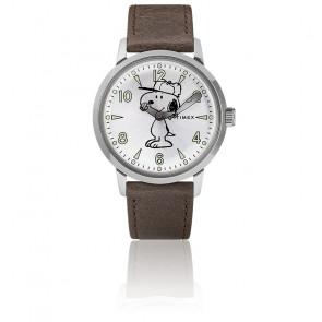 Montre Welton Snoopy 40mm Bracelet cuir TW2R94900