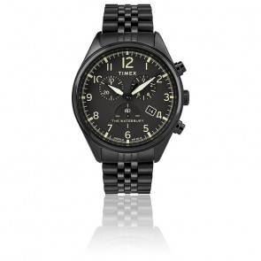 Montre Waterbury Traditional Chrono Acier 42mm TW2R88600