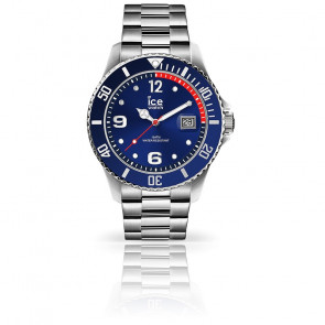 Montre ICE Steel Blue Silver 015771