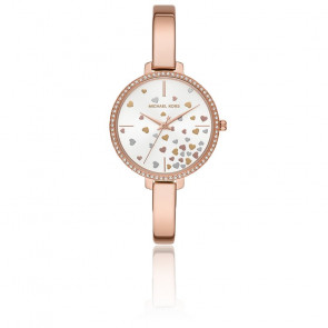 Montre Jaryn Or Rose MK3978