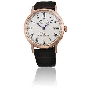 Montre Classic Automatic Leather Strap 38.7mm EL09001W