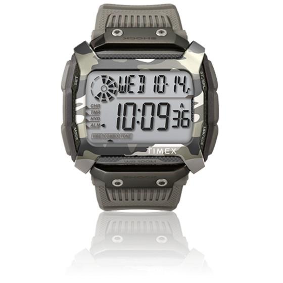 Montre Command Shock Digital Grey 54mm TW5M18300
