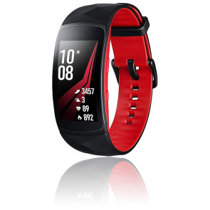 Montre Gear Fit2 Pro Large Rouge SM-R365NZRAXEF