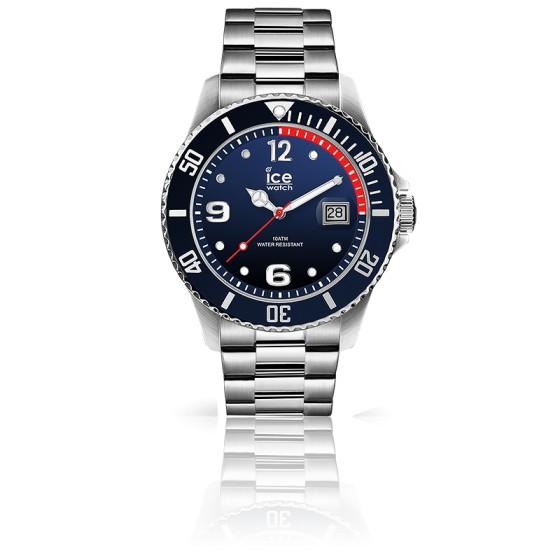 c1e81cc22f Montre ICE Steel Marine Silver 015775 Ice Watch - Ocarat