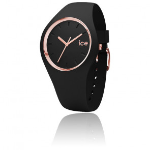 Montre ICE Glam Black Rose Medium 000980