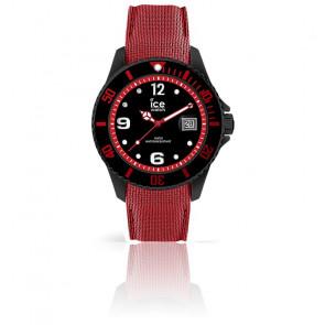 Montre ICE Steel Black Red 015782