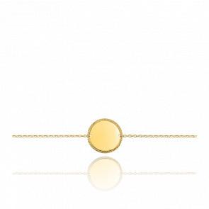 Bracelet Royale Plaqué Or Jaune