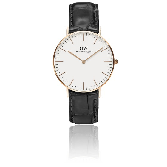 Classic Reading Lady Rose Gold 36mm