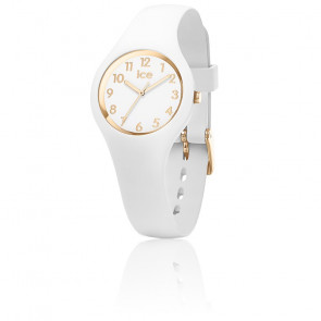 Montre ICE Glam White Gold Numbers Extra Small 015341