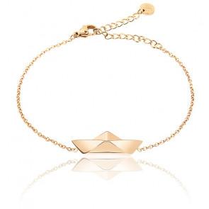 Bracelet Ahoy IP Doré