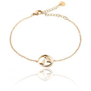 Bracelet Sail Away IP Doré