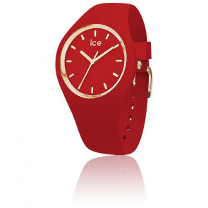 Montre ICE Glam Colour Red Medium 016264
