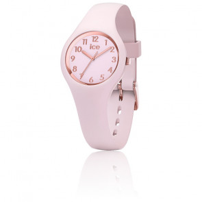 Montre ICE Glam Pastel Pink Numbers Extra Small 015346
