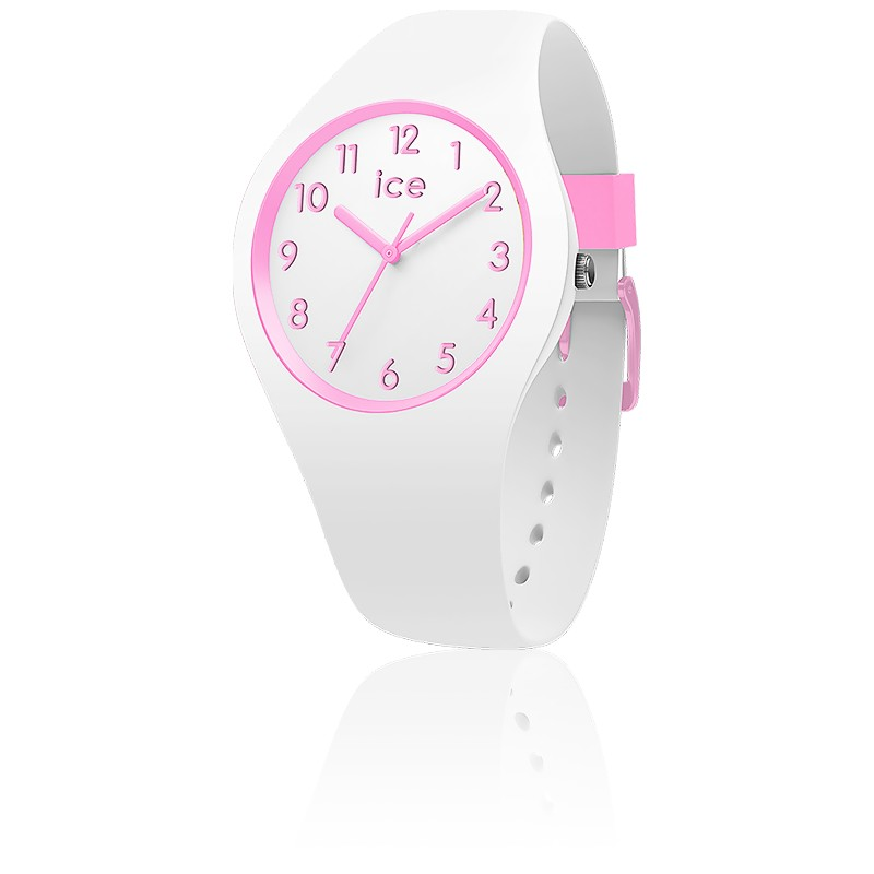 Montre ICE Ola Kids Candy White Small 014426