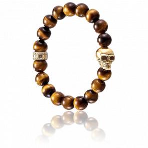 Bracelet Skull, A1535-887-2