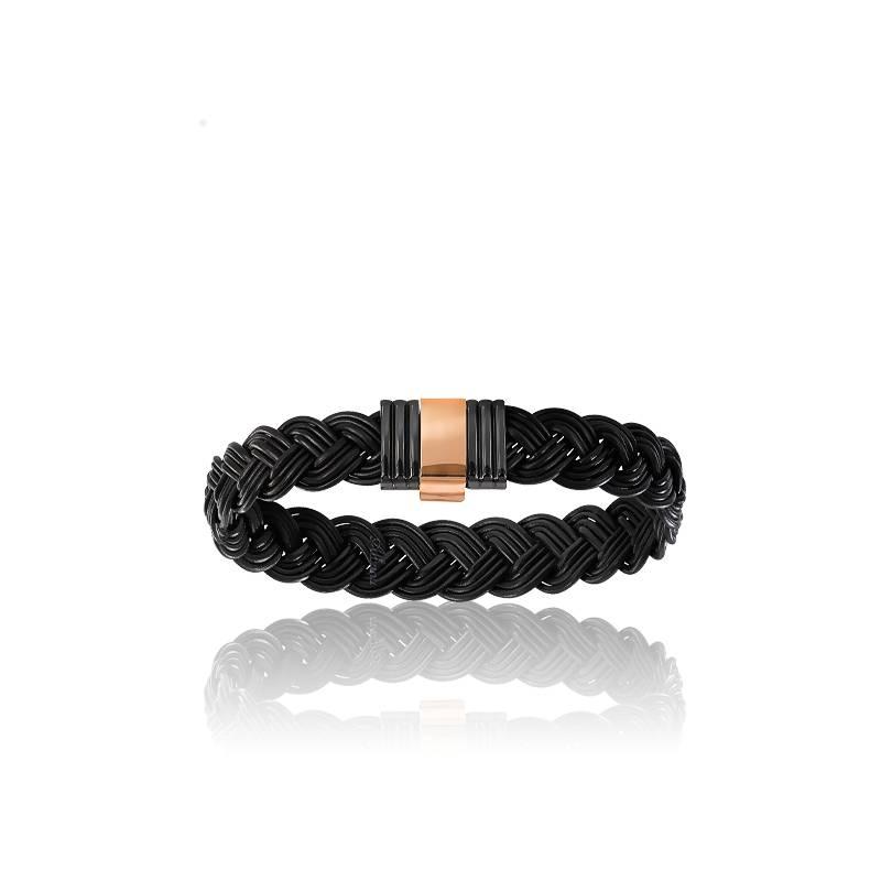 bracelet albanu bracelet en poil d 39 l phant et fermoir. Black Bedroom Furniture Sets. Home Design Ideas