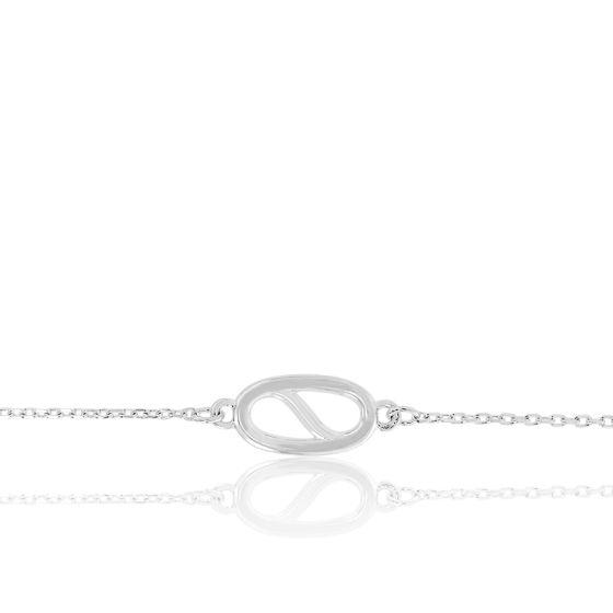 Bracelet Maille S Argent