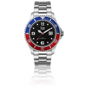 Montre ICE Steel United Silver Large 016547L
