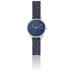 Montre Anita Blue Leather Constellation SKW2762