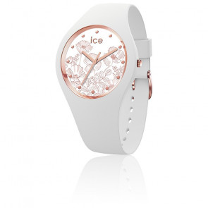 Montre ICE Flower Spring White Small 016662S