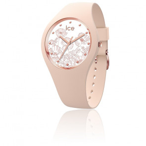 Montre ICE Flower Spring Nude Small 016663S