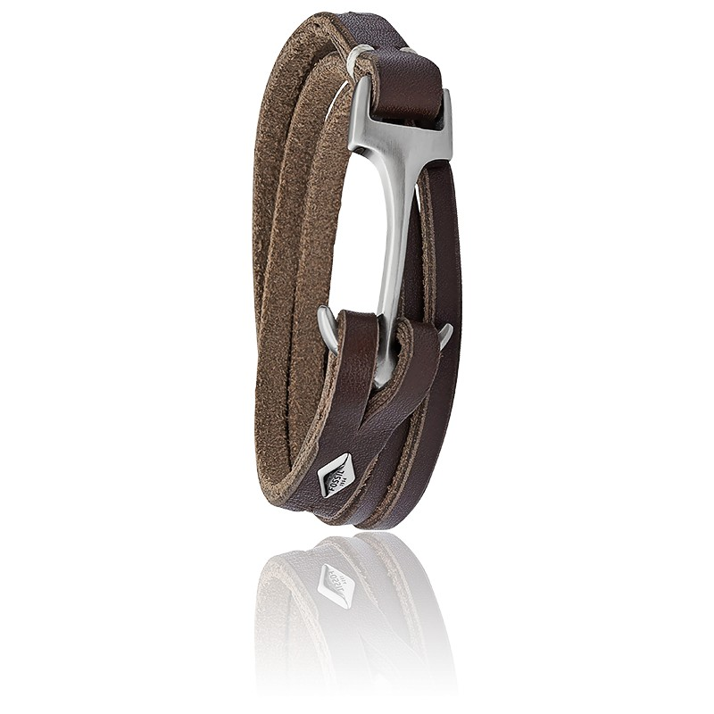 Remarquable Bracelet ancre JF02205040 - Fossil - Ocarat HL-54