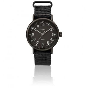 Montre Standard 40mm Black Case Black Dial TW2T20800