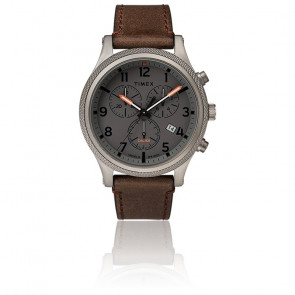 Montre Allied LT Chronograph 42mm Leather Strap TW2T32800