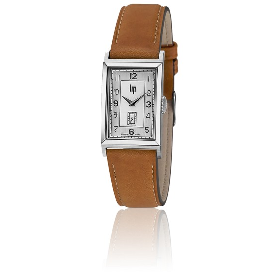 Montre Churchill T18 Silver Bracelet Brown 671015