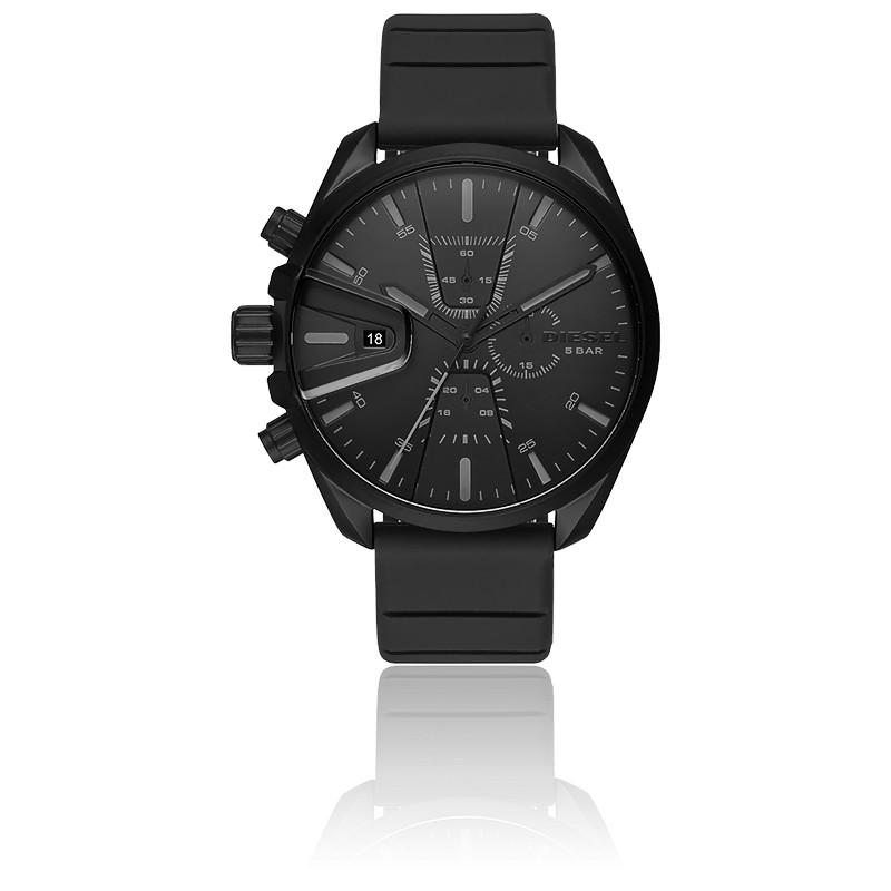 Montre Homme Silicone Noir DZ4507