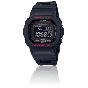 Montre Black & Red G-Shock GW-B5600HR-1ER Heritage Serie