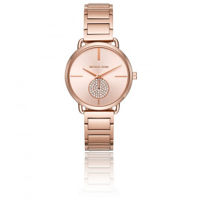 Montre Portia Or Rose MK3640