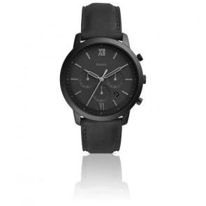 Montre Neutra Chronographe Cuir Noir FS5503