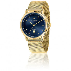 Montre Epoca Blue Dial R8853118014